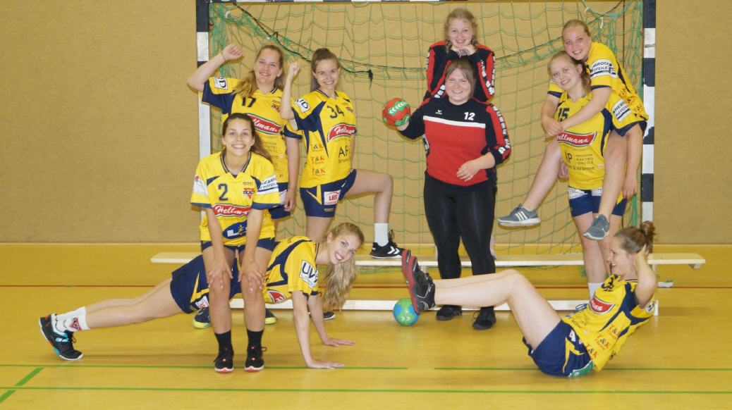 Tough Girls - Mein Handball-Team!